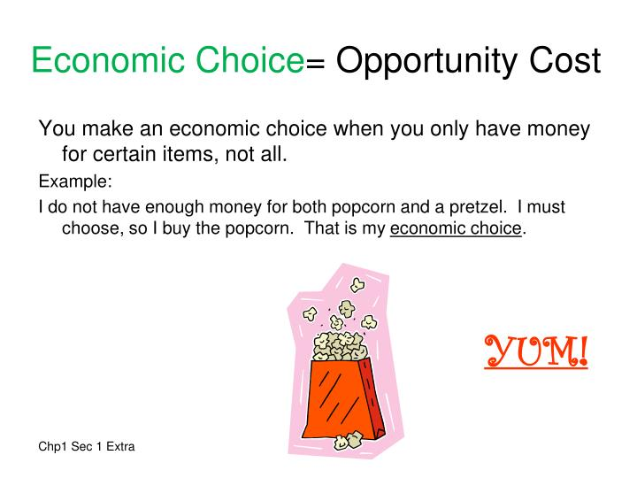 Economic Choice