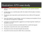 illustration gto case study