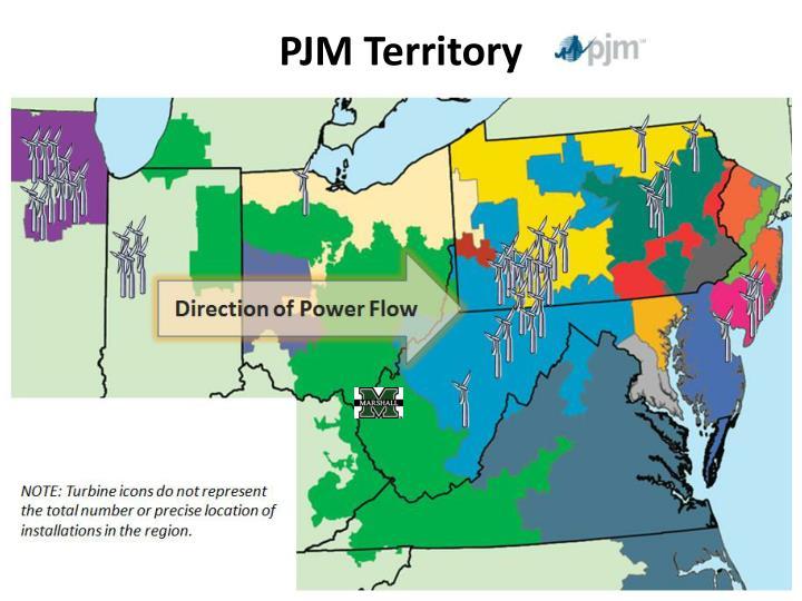 PJM Territory