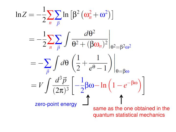 zero-point energy