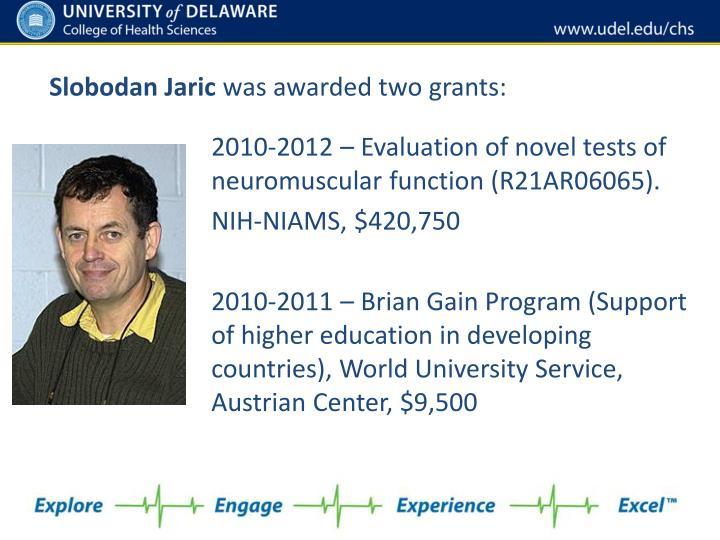 Slobodan Jaric