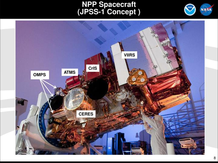 NPP Spacecraft