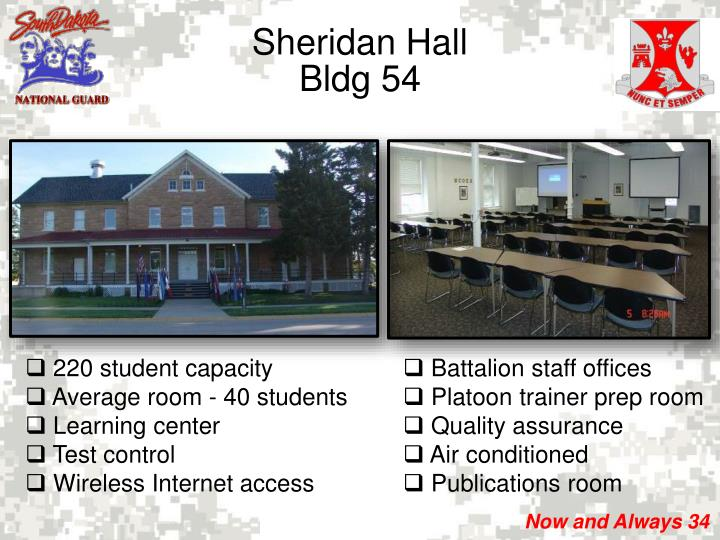 Sheridan Hall