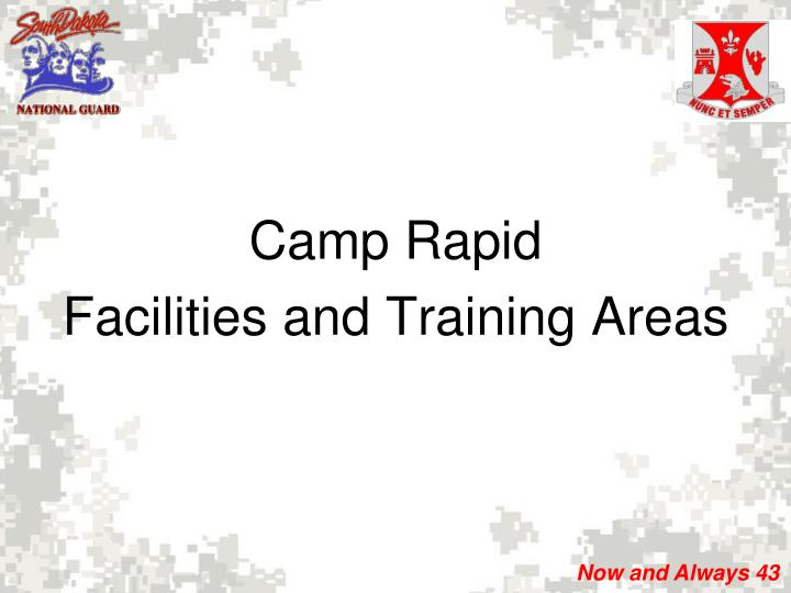 Camp Rapid