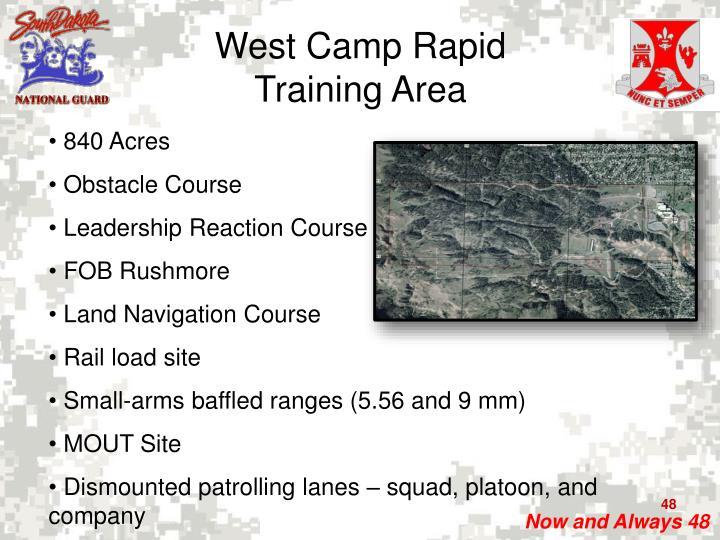 West Camp Rapid