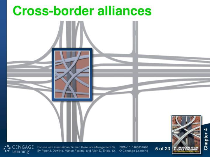 Cross-border a