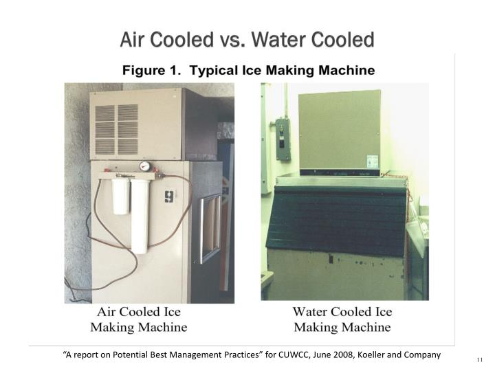 Air Cooled vs. Water Cooled