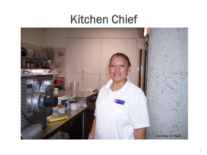 Kitchen Chief