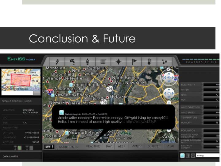 Conclusion & Future