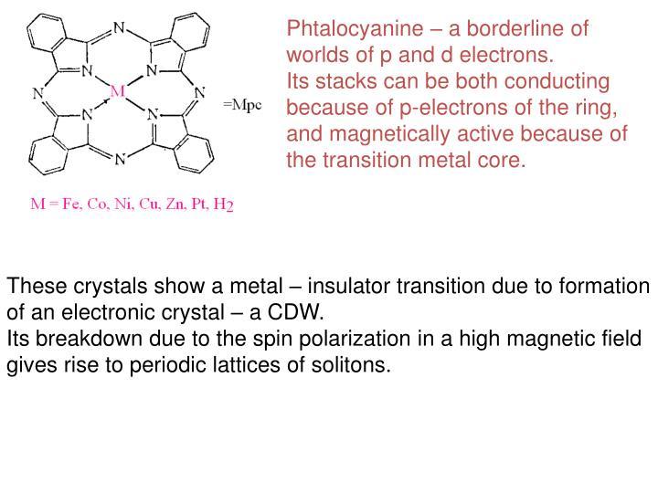 Phtalocyanine