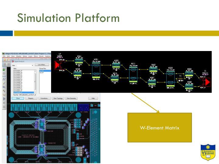 Simulation Platform