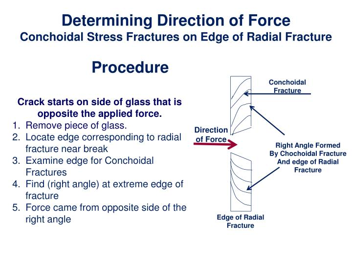 Determining Direction of Force
