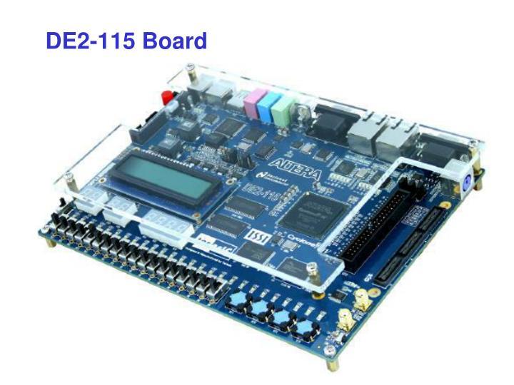 DE2-115 Board