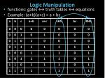 logic manipulation1