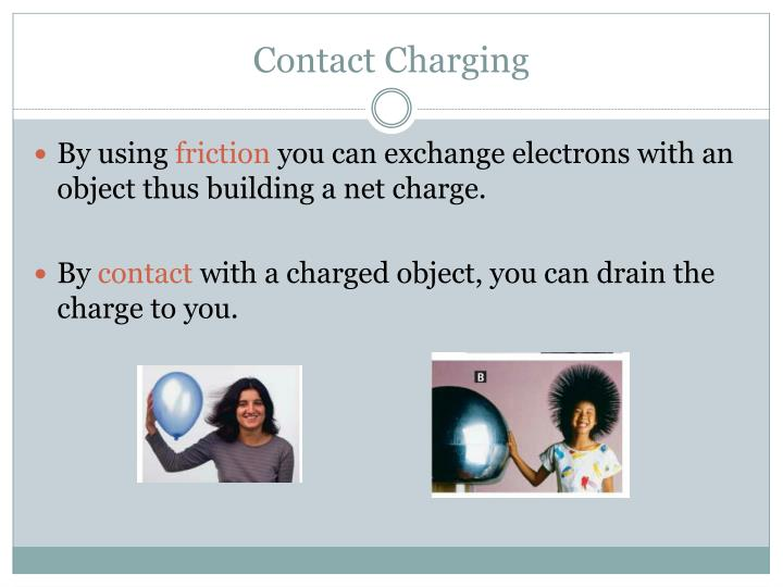 Contact Charging