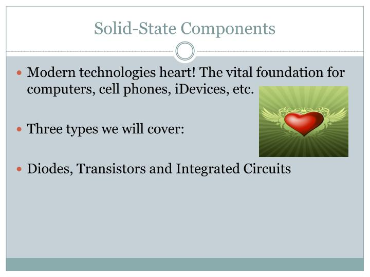 Solid-State Components