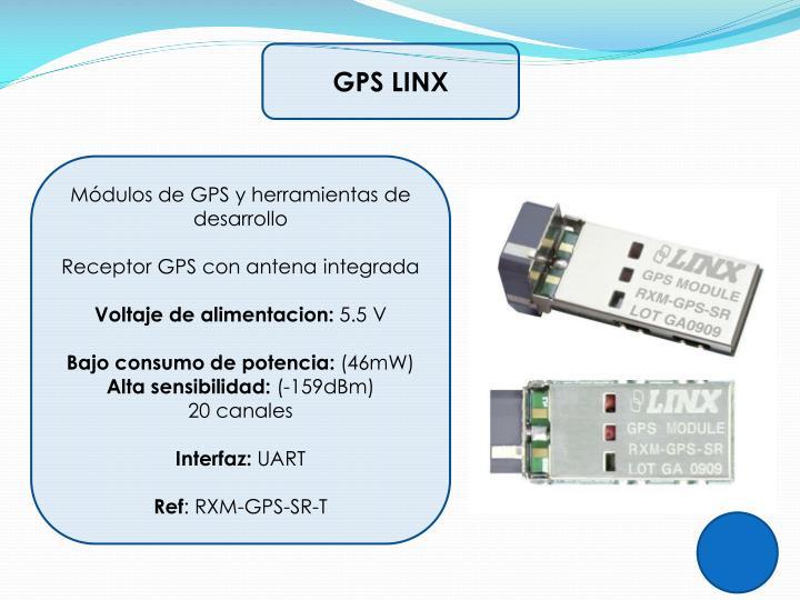GPS LINX