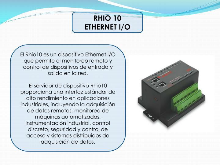 RHIO 10