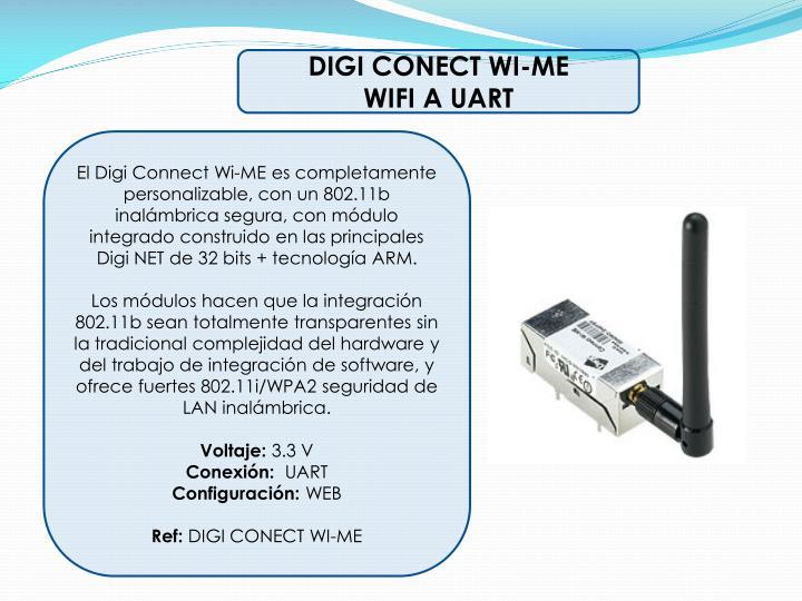DIGI CONECT WI-ME