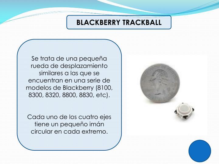 BLACKBERRY TRACKBALL