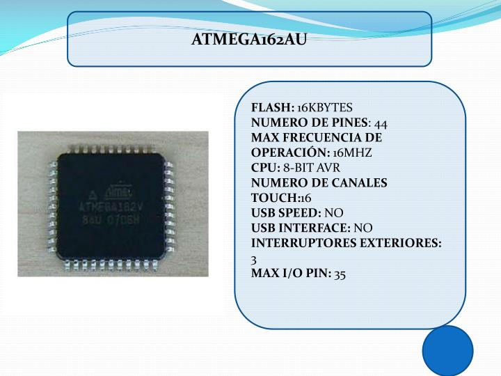 ATMEGA162AU