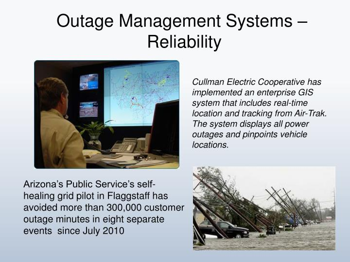 Outage Management Systems –