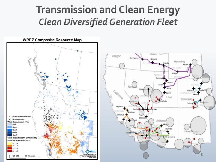Transmission and Clean Energy