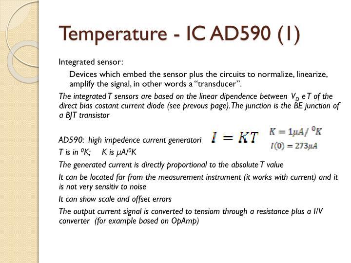 Temperature - IC AD590 (1)