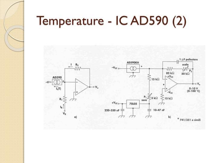 Temperature - IC AD590 (2)