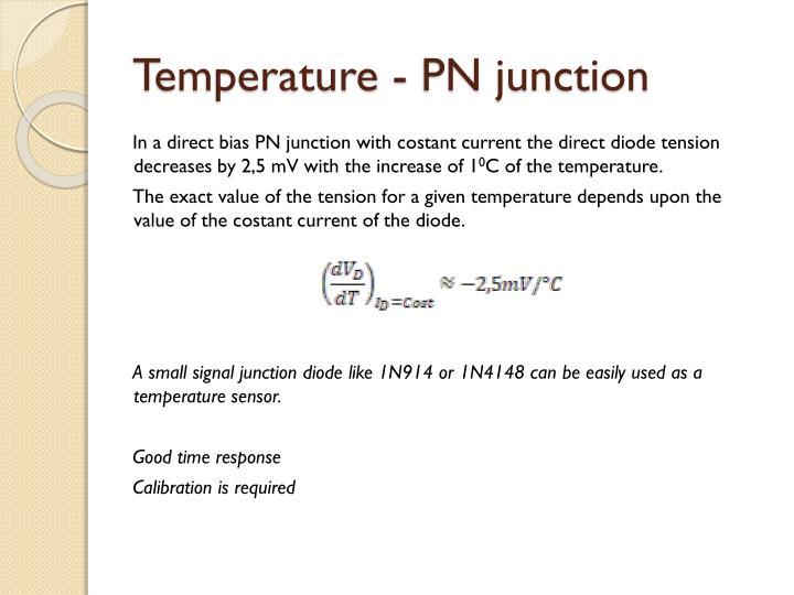 Temperature - PN