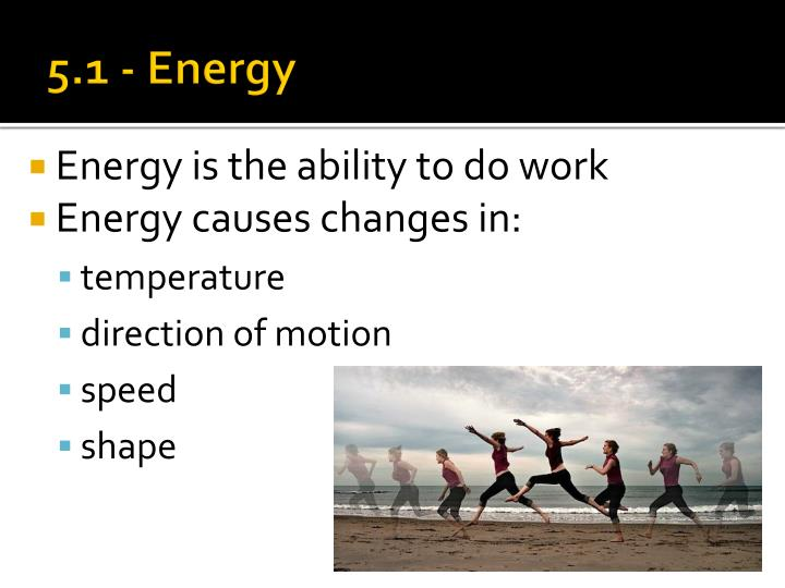 5.1 - Energy