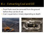 8 2 extracting coal and oil