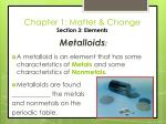 chapter 1 matter change section 3 elements32