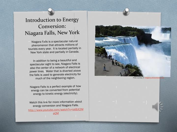 Introduction to Energy Conversion: