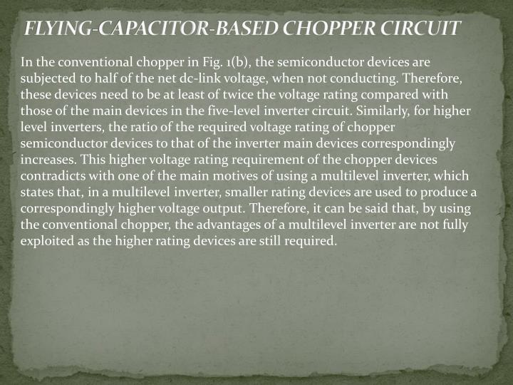 FLYING-CAPACITOR-BASED