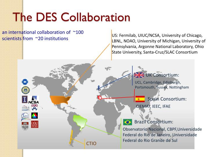 The DES Collaboration