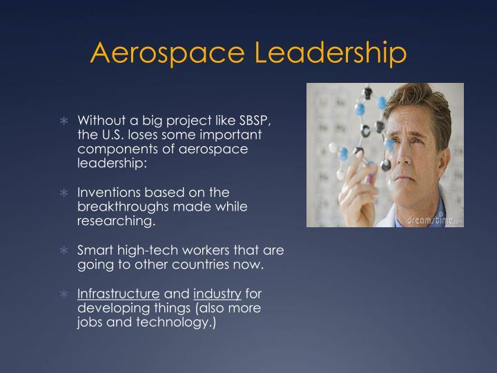 Aerospace Leadership