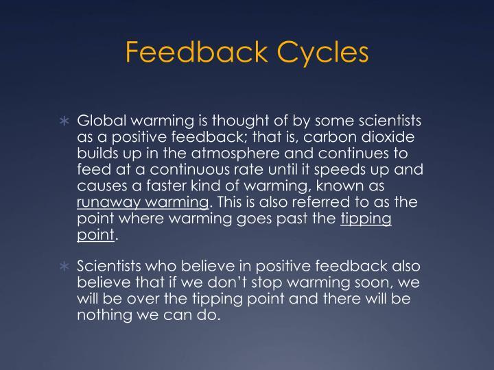 Feedback Cycles