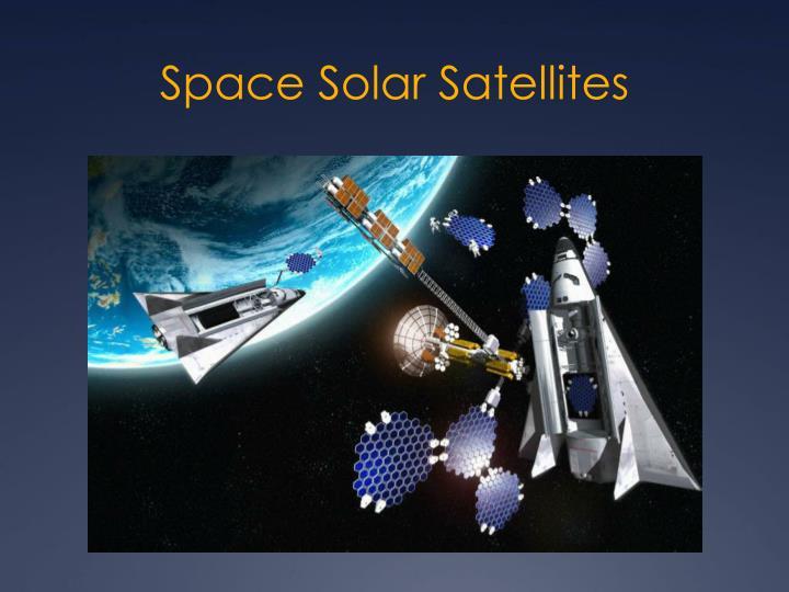 Space Solar Satellites