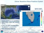 20now nearshore wave prediction system