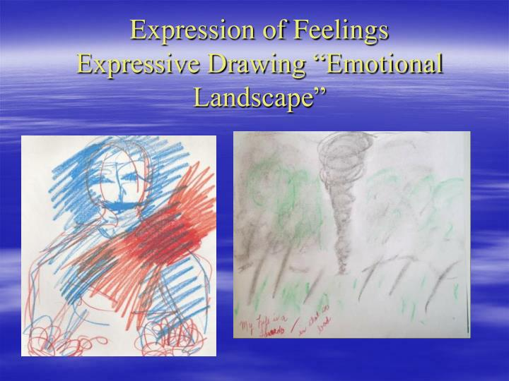 Expression of Feelings