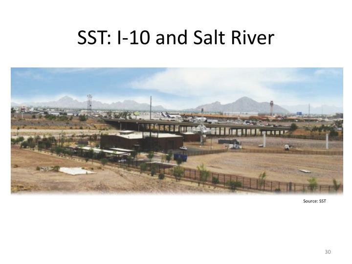 SST: I-10 and Salt River