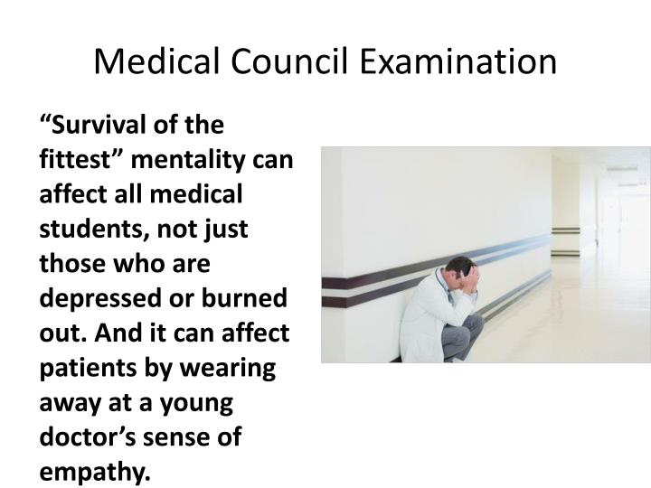 Medical Council Examination