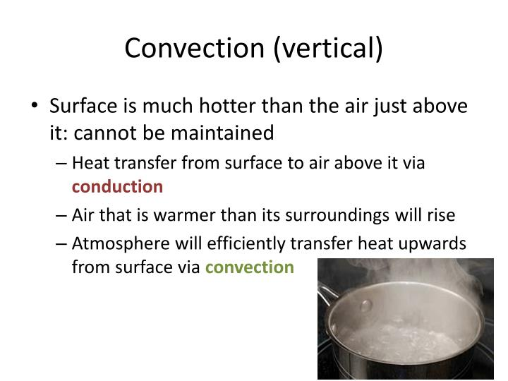Convection (vertical)