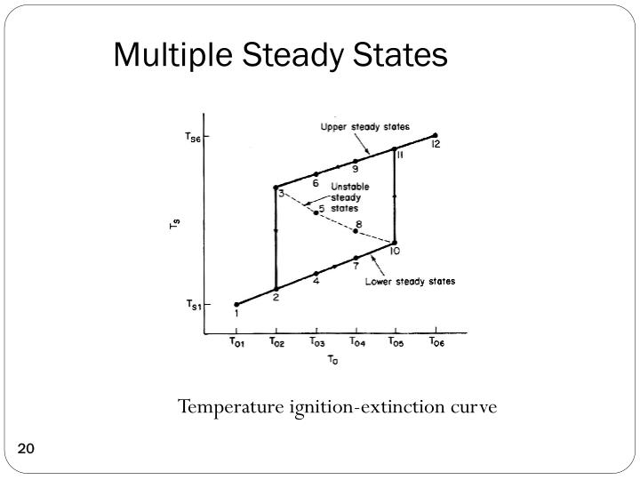 Multiple Steady States