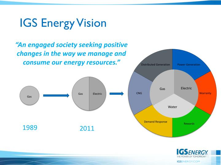 IGS Energy Vision