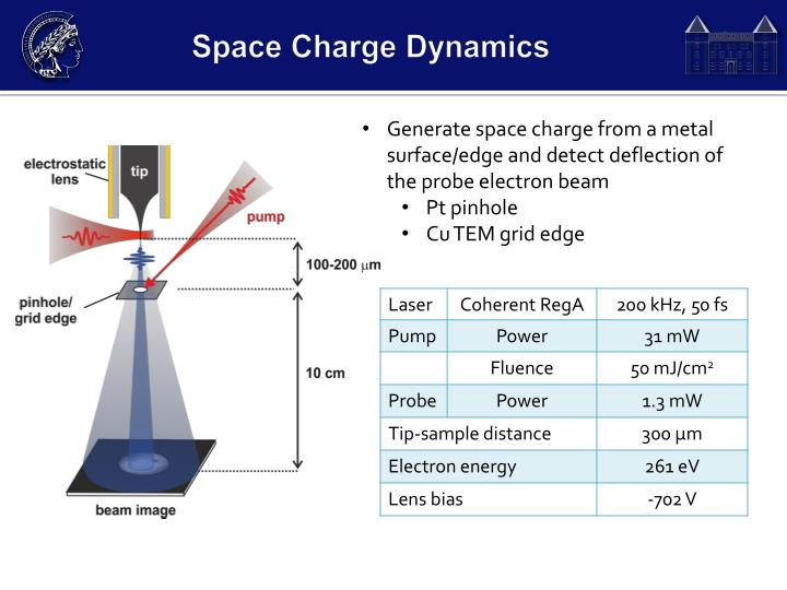 Space Charge Dynamics
