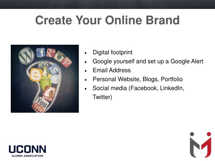 Create Your Online Brand