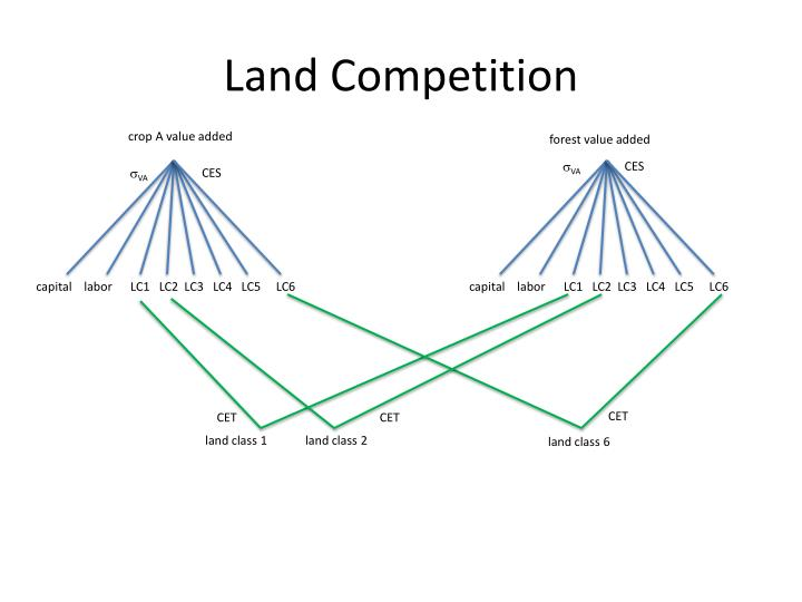 Land Competition