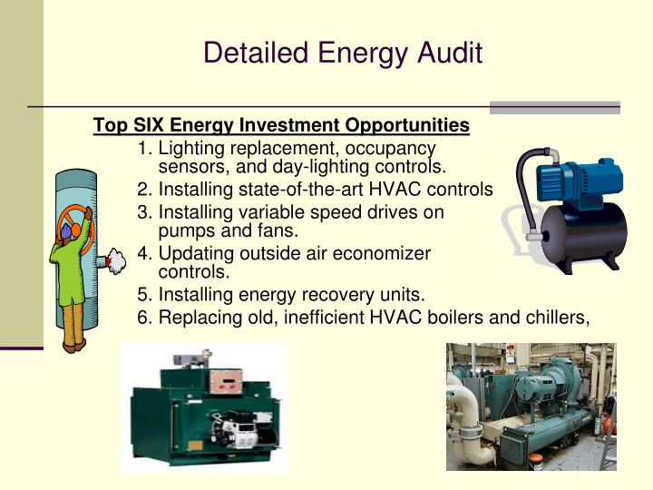 Detailed Energy Audit